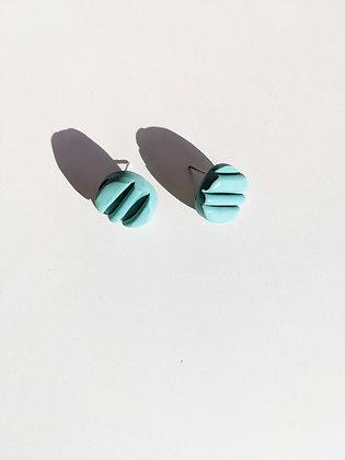 Irides Blue: Mini Stud