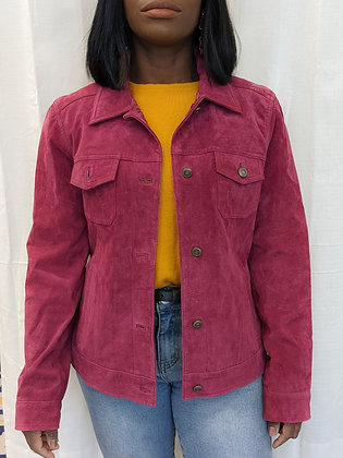 Tad Bit West Leather Jacket