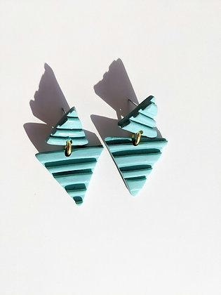 Irides Blue: Triangle