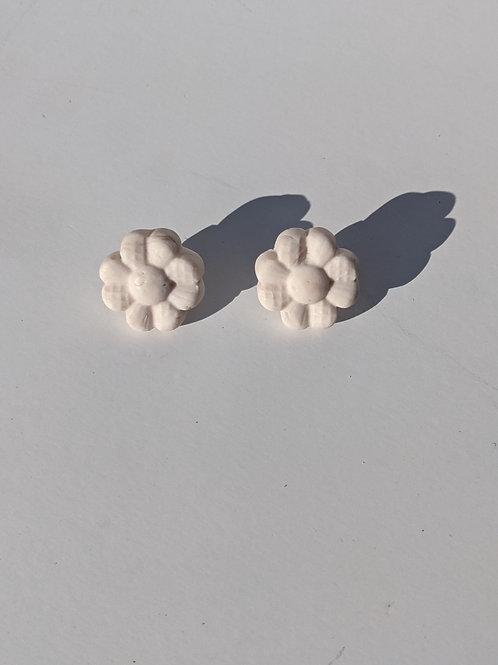 Flor: Studs Off-white