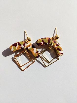 Artisan: Arches w/ Gold Diamond