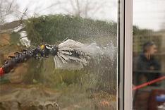 water fed pole window cleaning glouceste