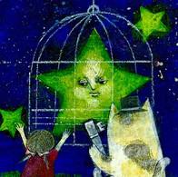 捕らわれた星を助けに行く話