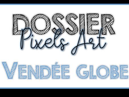 Pixels Art : Vendée Globe