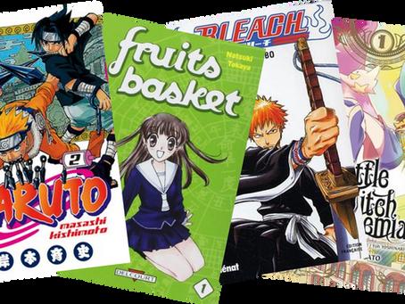 Littérature : Les mangas en classe