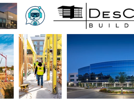 DesCor Builders Cuts Time Collecting Field Data by 90%