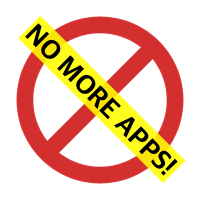 No More Apps V5 White 200 x 200.png