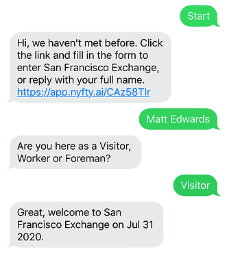 Attendance Bot - Day 1 Chat (Visitor).pn