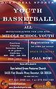 7/8th Grade Basketball Developement League