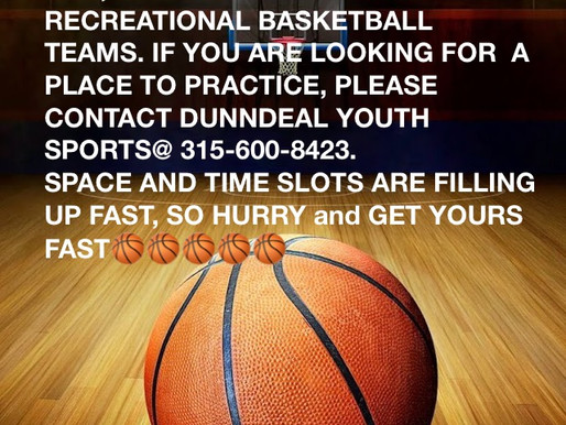 Practice Time is Still Available.