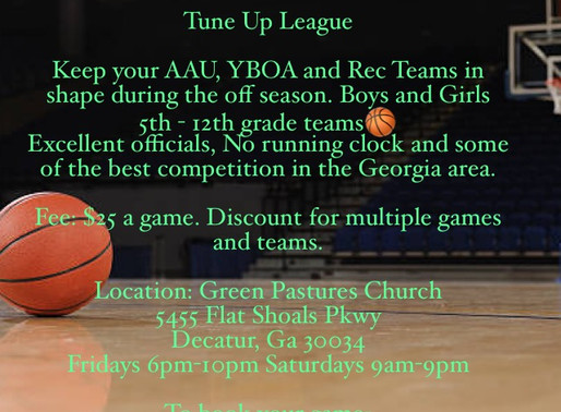 What exactly is a TUNE-UP League?