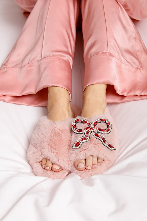 Tabitha x Laines Luxe Ottilie   - Pink