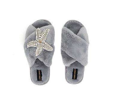 Grey - Silver Starfish.JPG