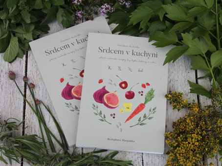 Krásný den, dotisk kuchařky je hotov. Kniha je opět skladem na našem eshopu.