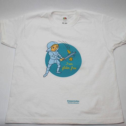 Tričko dětské - Rytíř