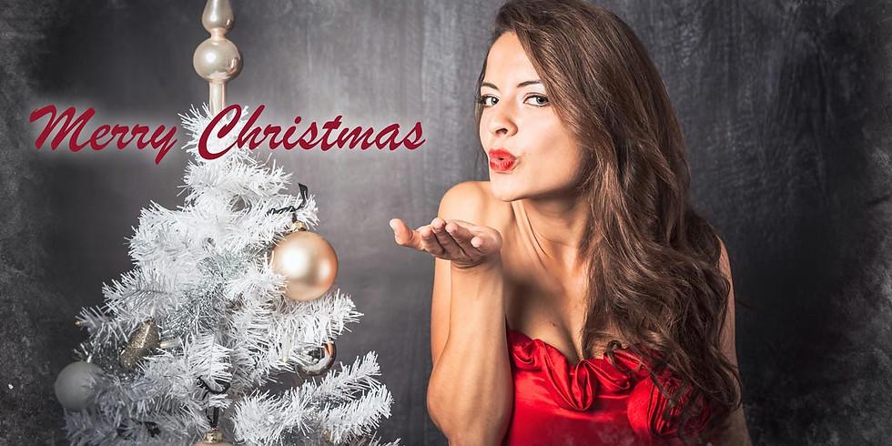 Weihnachtskarten-Shooting