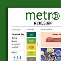 METRO U.S. REDESIGN
