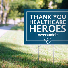 Thank-you-Healthcare-heroes-sign-in-lawn