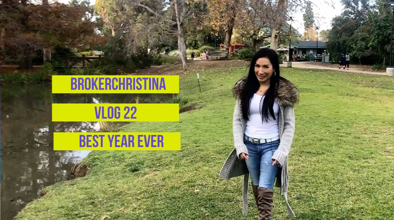 BEST YEAR EVER | BROKERCHRISTINA VLOG22