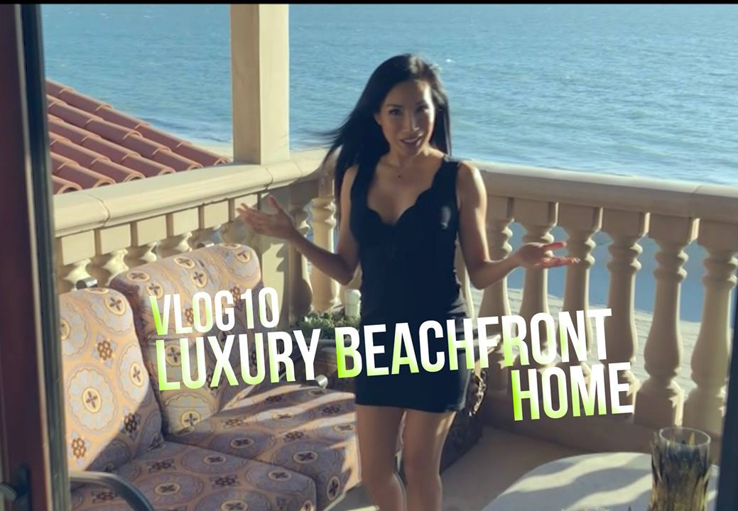 LUXURY BEACHFRONT HOME | @BROKERCHRISTINA VLOG10