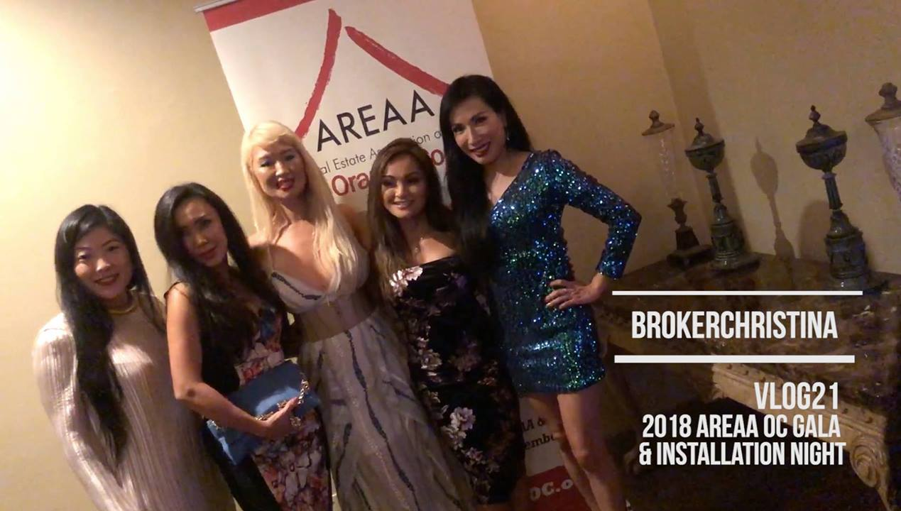 BROKERCHRISTINA VLOG21: 2018 AREAA HOLIDAY PARTY