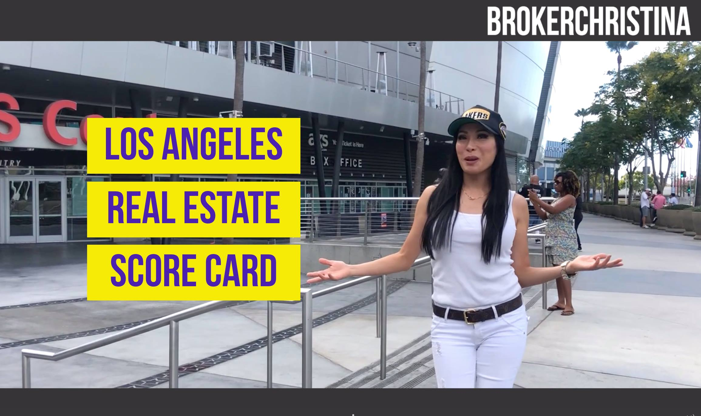 LA REAL ESTATE SCORE CARD