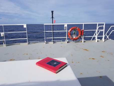 Sampling in the Oxygen Deficient Zone off Mexico - week 3