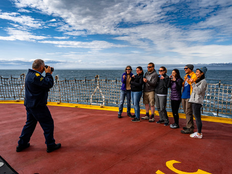 News from the CCGS Amundsen, weeks 3 & 4