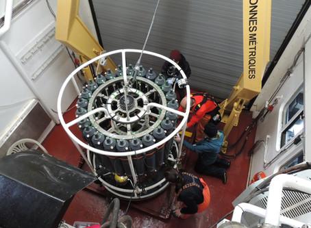 News from the CCGS Amundsen - week 2