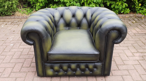 Bon Chesterfield Club Chair