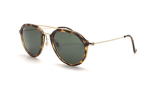 Ray-Ban 4253 Double Bridge Sunglasses