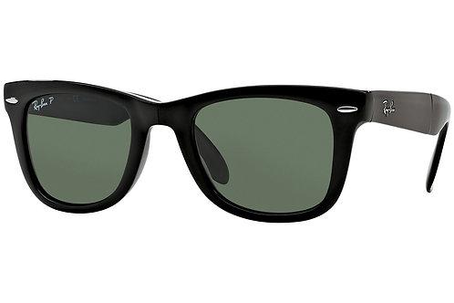 Ray-Ban Wayfarer Folding Polarized Sunglasses