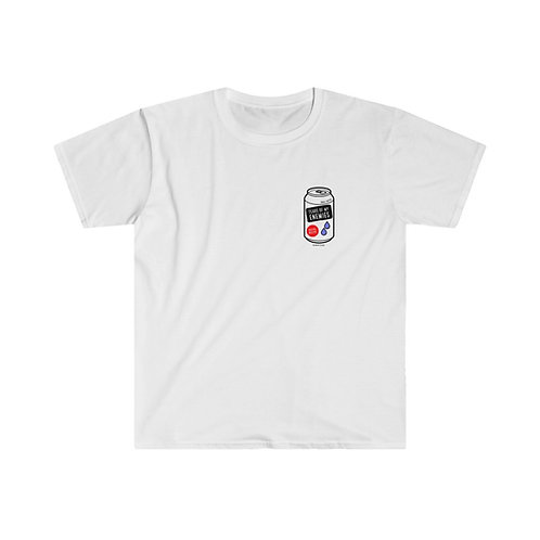 Tears Of My Enemies (Chest Patch) - Unisex Tee
