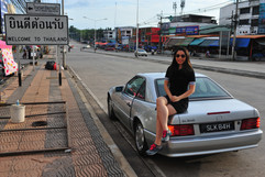 Road Trip from Singapore to Thailand