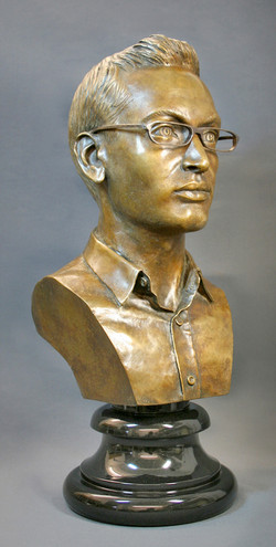 Classical Head Sculpture