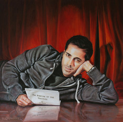 Painted Portrait of Valmike