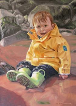 Baby William Portrait