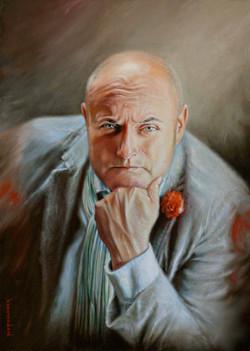 Portrait Bafta President Nigel Daly