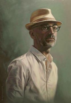 Portrait of Alberto