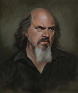 Portrait of Richard model Florence