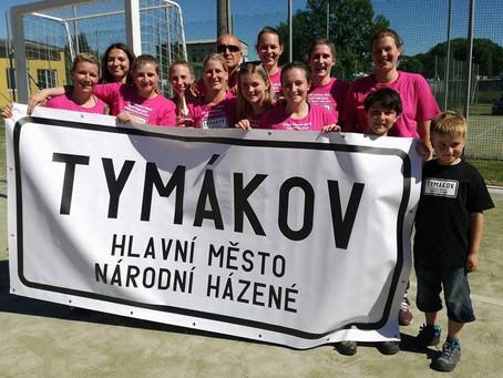Pouťový turnaj v Tymákově