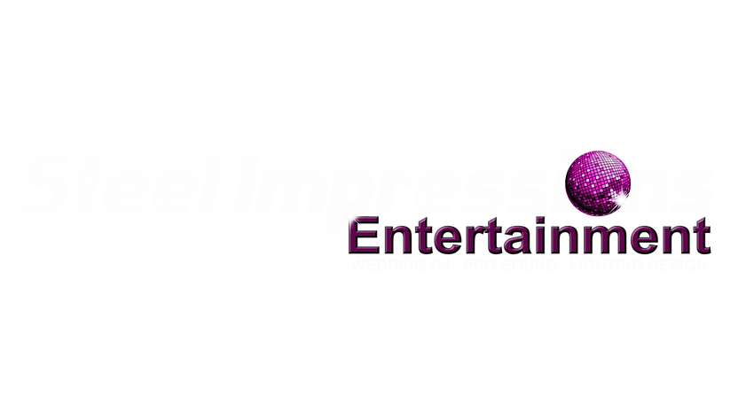 Steel impressions Entertainment PNG WHIT
