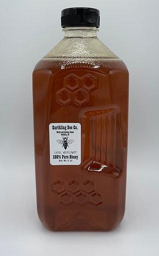 Local Wildflower Honey 5lb Squeeze Jug