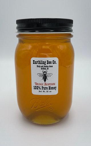 Orange Blossom Honey Pint