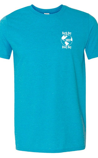 Earth Day Every Day T shirt (Adult)