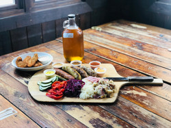 Wurst Board Meal