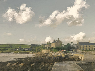 Scilly Cottages. 2019