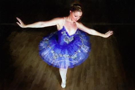Pastel Ballerina