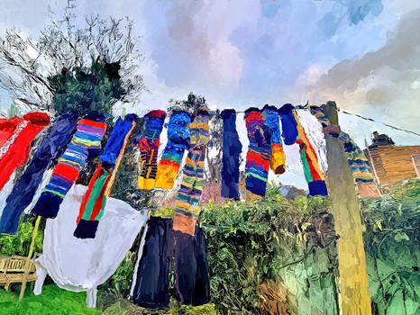 Socks appeal. 2020.