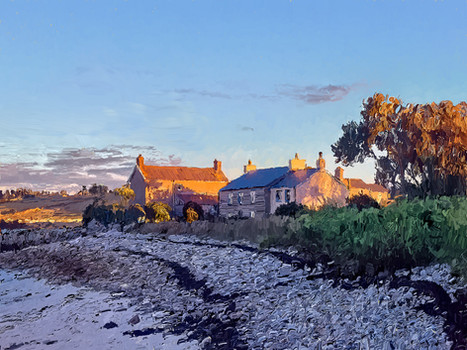 Scilly Isles Cottages. 2019